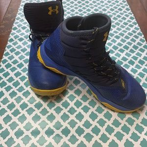 Steph Curry X Under Armour Sneakers